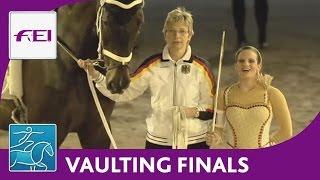 Final 2011 - FEI World Cup™ Vaulting Final 2011 - News