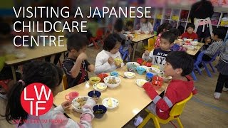 Video What a Japanese Childcare Centre is Like MP3, 3GP, MP4, WEBM, AVI, FLV April 2019