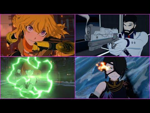 RWBY: All Fight Scenes- Volume 7