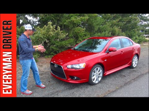 DETAILED Review | 2015 Mitsubishi Lancer GT on Everyman Driver