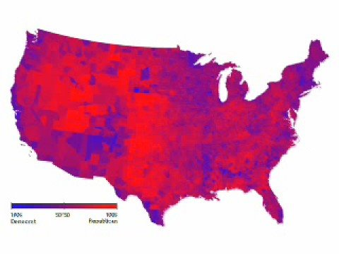 Geographie der Vereinigten Staaten Wahlen | Kurseinführung