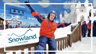 Olá pessoal, no carnaval resolvi fugir da folia e cair na neve no parque Snowland, em Gramado/RS !! Confira o post no blog, com...