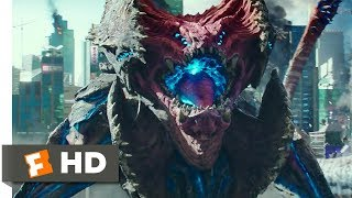Video Pacific Rim Uprising (2018) - Giant Monsters Attack Japan Scene (7/10) | Movieclips MP3, 3GP, MP4, WEBM, AVI, FLV Mei 2019