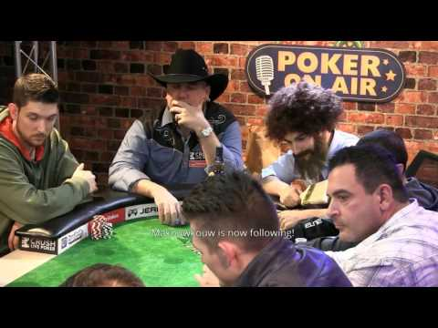 S2G3P1 RCP Rubber City Poker Pot Limit Omaha PLO No Limit Orbit Adrian AJ Fenix Chicago Joey Ingram