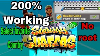 Download Lagu How to hack subway surfers   unlimited coins & keys  all special characters unlocked NO ROOT ANDROID Mp3