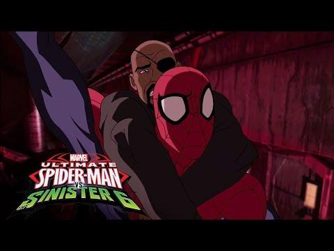 Ultimate Spiderman 4.01 (Clip)