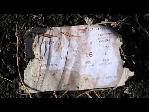 Boeing 737 MAX 8: Keine Überlebenden nach Flugzeugabstu ...