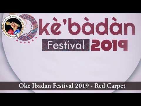 Oke Ibadan Festival [RED CARPET]. (intro)