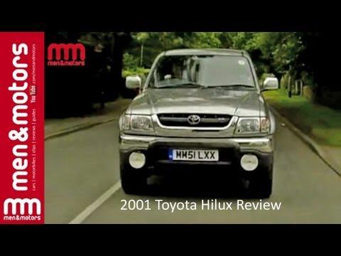 Toyota 2001 hilux фотография