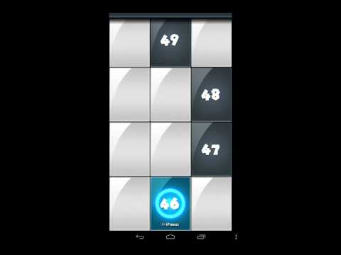 Video of Numbers : Tap The Black Tile
