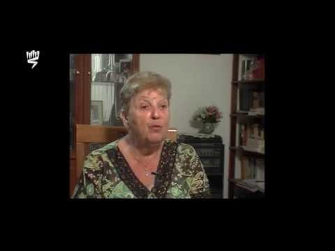 Rakhel Serezo, rescapée de la Shoah, raconte sa traversée de la ligne de démarcation en octobre 1942