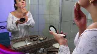 Maquiagem duradoura