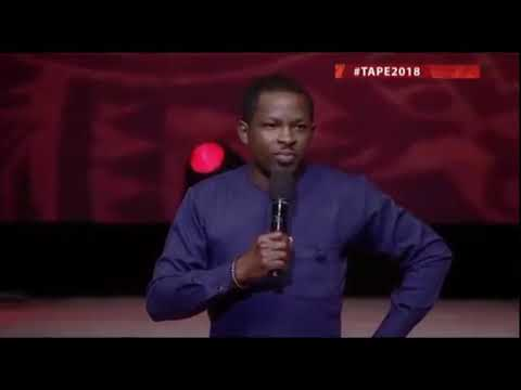 Comedian Forever CFR Live at The African Praise Experience 2018