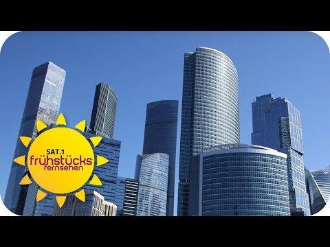 Moskau-Hotspots: Die höchste Jugendherberge der Welt  ...