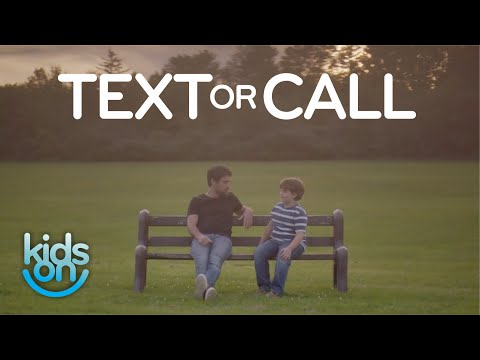 Kids Discuss Calling Vs. Texting