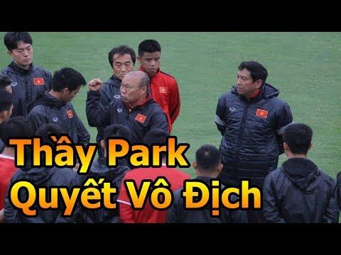 Thử Thách Bóng Đá đi xem HLV Park Hang Seo , Quang Hải , Công Phượng ĐT Việt Nam VS Malaysia AFF CUP - Thời lượng: 10:07.