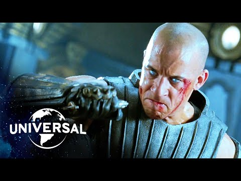 The Chronicles of Riddick | Vin Diesel's Final Fight