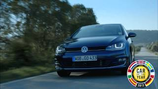Volkswagen Golf: 2013 World Car of the Year