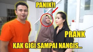 Download Video PRANK BIKIN KAK GIGI CEMBURU? SAMPAI NANGIS. Maaf😅 MP3 3GP MP4