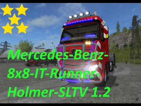 MB 8x8 IT Runner Holmer SLT v1.2