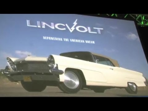 SEMA 2013: Neil Young and the LincVolt