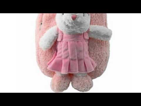 Video View the latest video of 2 Item Bundle 8265 Pink Bunny Backpack