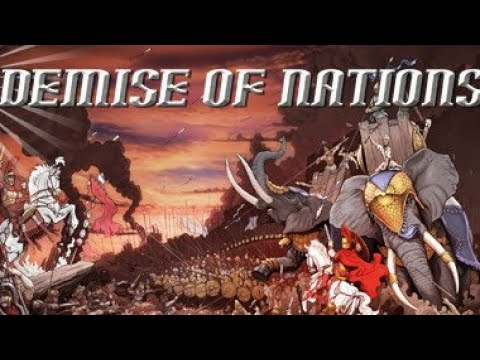 Let's Review: Demise of Nations Modded Maps