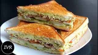Aloo Tomato Cheese Sandwich | Aloo Cheese Toast on Tava | Tomato Cheese Toast | Potato Sandwich
