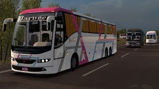 Video 🔴 [Indian Volvo Bus Multi-Axle] - High Speed Fast & Safe Driving - ETS2 Bus Mods MP3, 3GP, MP4, WEBM, AVI, FLV November 2018