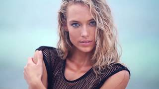 Hannah Ferguson celebrates her 4th year with SI Swimsuit, showing us how she got all of her magical Fiji shots with ...