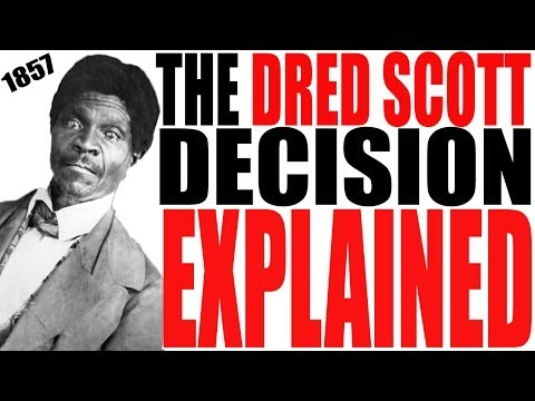 an analysis of the dred scott decision in landmark decisions by the us supreme court Dred scott may have sparked the most famous of the us supreme court decisions involving a st louis-area case, but there are several landmark decisions that the court has issued.