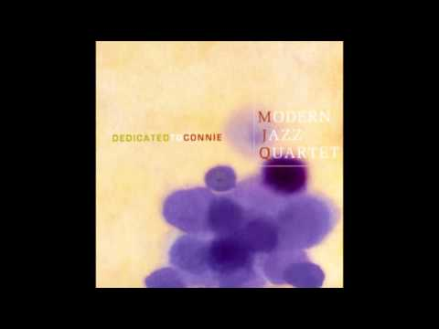 The Modern Jazz Quartet – Dedicated to Connie