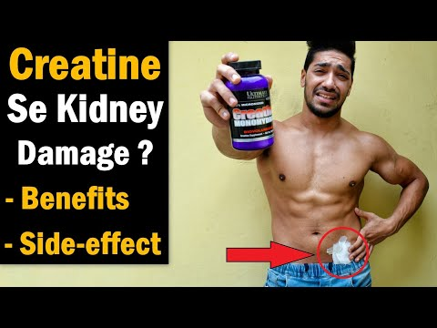 Creatine Damage Kidney : Benefits, Side-effect - Bodybuilding