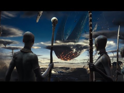 Valerian and the City of a Thousand Planets (Official Trailer #3) HD 2017