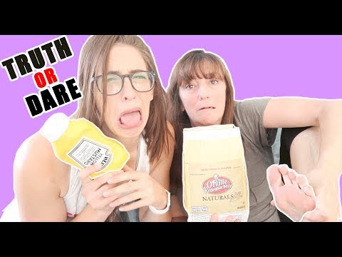 Truth Or Dare With My Mom!