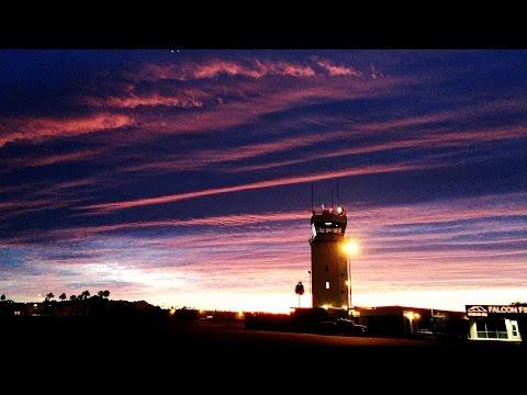 Sunrise Takeoff   Phoenix, Arizona   Cessna 172