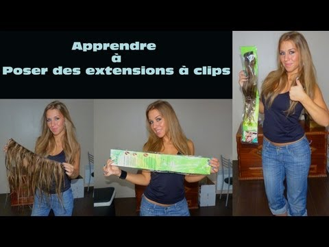 comment poser extension a clip 7 bandes