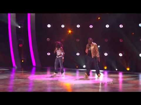 comfort - comfort and the amazing twitch bring back the ''IV REAL'' again to the show with one of the memorable hip hop dances (forever-Chris Brown) choreographed by D...
