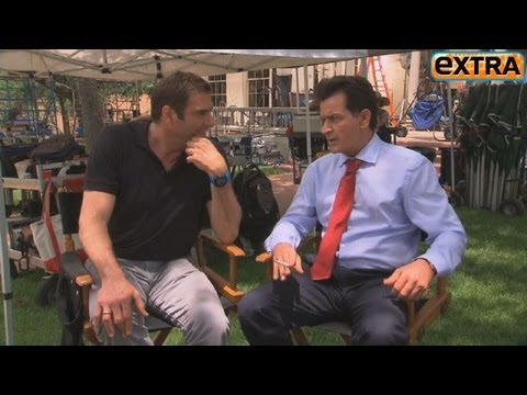 Machete Kills (Behind the Scene with Charlie Sheen)