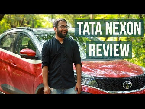Tata Nexon Test Drive Review By Gadgetwala