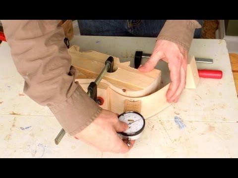 Wood bending for ukulele sides