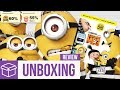 Despicable Me 3 Blu Ray Unboxing + Review (Digital HD Giveaway)