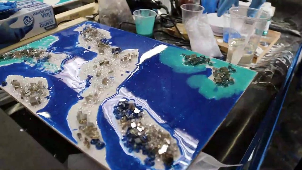 Art Resin Workshop UK
