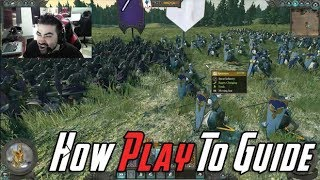 Video AJ's Total War: Warhammer 2 - How to play Guide! MP3, 3GP, MP4, WEBM, AVI, FLV Oktober 2017