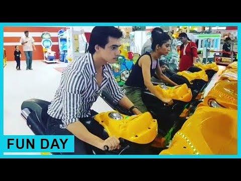 Mohsin Khan aka Kartik And Shivangi Joshi aka Nair