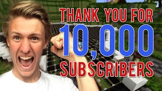 10,000 SUBSCRIBERS! - PLAYING WITH SUBS! (Hunger Games)
