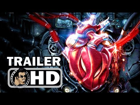 BLEEDING STEEL Official Trailer (2017) Jackie Chan Sci-Fi Movie HD