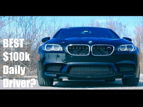 2016 F10 BMW M5 Review | The Ultimate $100k Daily Driver?