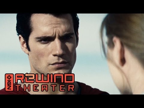 steel - Jim Vejvoda and Chris Carle analyze all the goodies in the fifth trailer for director Zack Snyder's epic Superman reboot. Subscribe to IGN's channel for revi...
