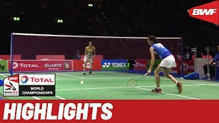 TOTAL BWF World Championships 2019 | Round of 64 WS Highlights | BWF 2019